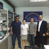 Iran Client Vist Us in Aug. 2015