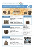 Aitbags Charming Leopard Collection