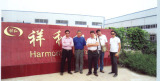 India customer visited our pyrolysis plant factory