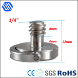 OEM Stainless Steel Captive Camera Screws China Supplier 1/4 Camera Screw