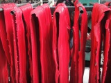 Red Rubber Material