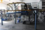 TACLOO Wheel Coating Line Show 2