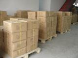 goods on wooden pallet