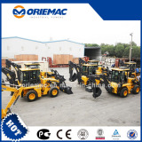 Argentina - 12 Units XCMG Backhoe Loaders XT864