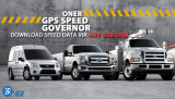 oner GPS speed governor with new updating