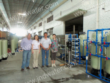 Guatemala customers in our factory