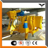 Small mobile asphalt mixing plant