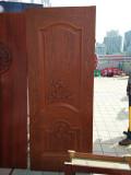 wood door exhibition