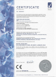 CE certificate of core drilling machine