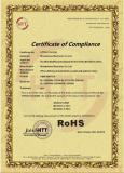 ROHS Certificate for HDMI SWITCH