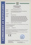 CE certification of CFLs