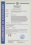 CE certification of CFLs