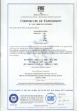 CE Certificatefor Alkaline Batteries