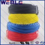 UL fiberglass braided silicone rubber wire