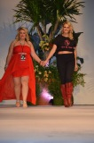 Fashion show with our boots