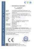 Rocago CE-LVD Certification mini music massager (MM-23)