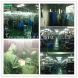 100 cleanroom for euro cap production