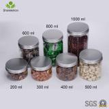 plastic food jar