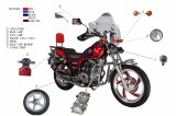 SL150-C Motorcycle Optinal