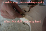 mandolin made by hand