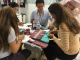Paris texworld fabric show in 2016