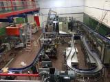8000BPH Glass Bottle Filling Line in Sweden