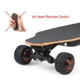 Intuitive Control Electric Skateboard