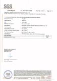 DOT certificate for 8616c