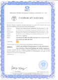 PSE Certificate of Japan