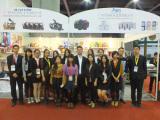 FESPA CHINA & CSGIA Trade show on 2015 .November .