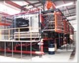 EPS shape moulding machine