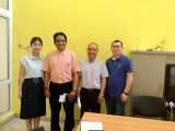 Business visit for indonesia market