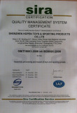 Sira Certification Service