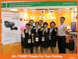 A Big Success of MVTEAM in HK CSF Oct 12-15,2012