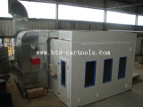 Spray Booth Real Machine---7300(1)