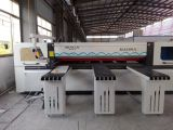 cnc panel saw to acrylic sheet finished installation in customer′s factory
