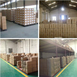 warehouse of stock in factory