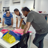 Purchase Order with Customer in Guangzhou office