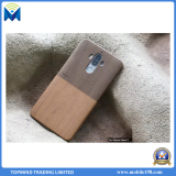PU+PC Wood Grain Protective Case for Huawei Mate 9