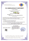 FCC for Electronic Cigarette