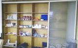 Material display