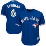 Men′s Toronto Blue Jays Cool Base Team Jersey