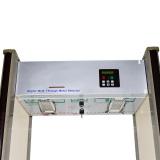 Single line LCD display