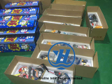 Mini Home Used Multi Games Machine Packing