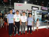 EXHIBIT at CHINA INTELLIGENCE EXPO & CHINA INTELLIGENCE INDUSTRY SUMMIT NANCHANG 2014