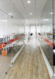 Caozhen Mould company working office