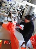 Heat Sealing Sewing Stitches