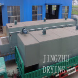 My company after more than five layers belt drying machine, has sent a pharmaceutical co., LTD. Huna