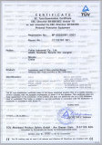 Reflective slap wrap with CE EN 13356 Certificate