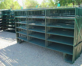 12foot Long Used Horse Fence Panels / Steel Cattle Panels